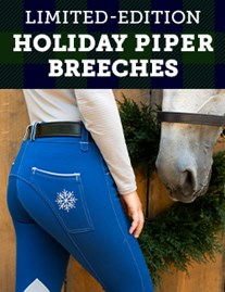Limited-Edition Holiday Piper Breeches