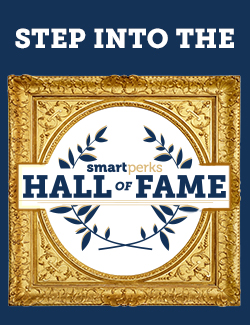 Step into the SmartPerks Hall of Fame