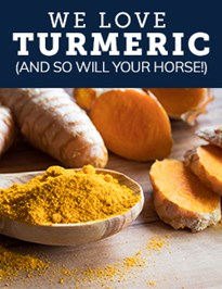 We love tumeric!