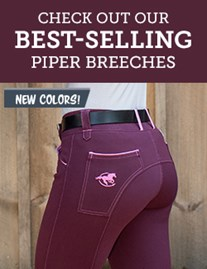 Check out our best-selling Piper breeches!