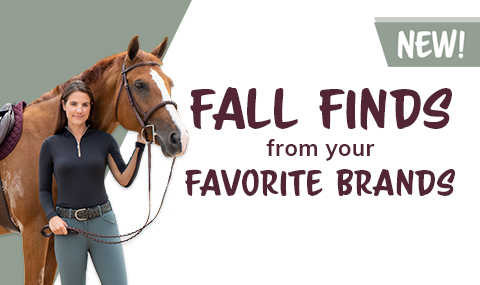 New! Fall finds from your favorite brands