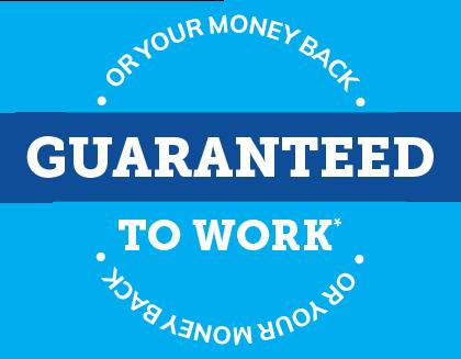 Guaranteed to Work