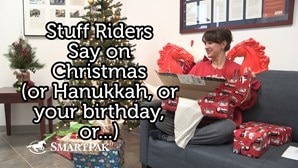 Stuff Riders Say on Holidays