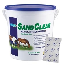 SandClear™ (monthly purge)