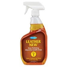 Leather New Liquid Glycerin Saddle Soap