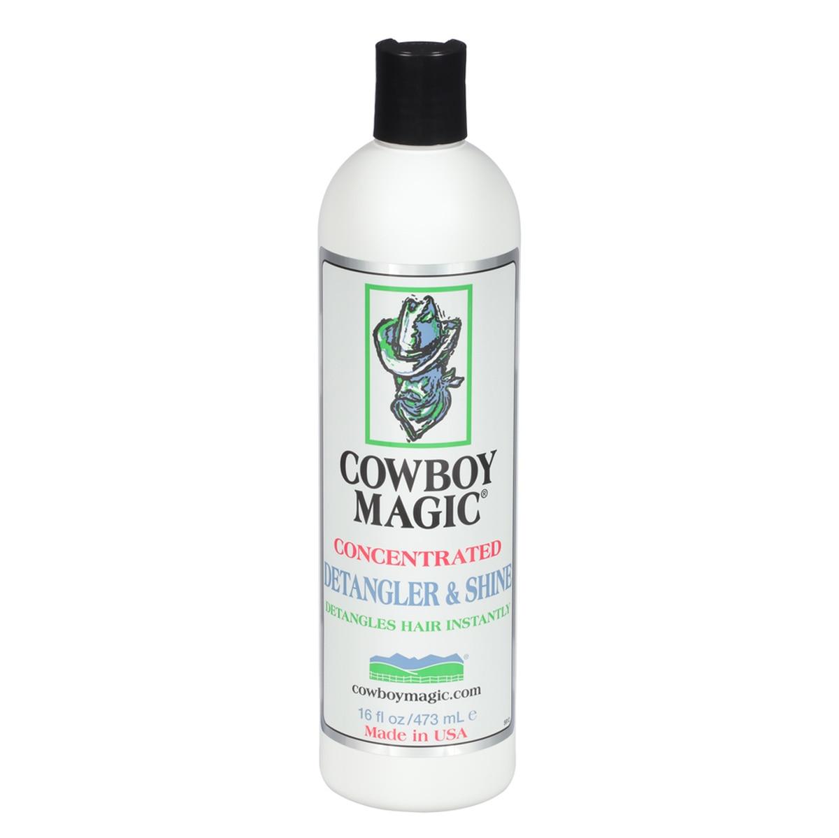 Cowboy Magic Detangler /& Shine