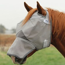 Crusader™ Fly Mask - Long - Without Ears