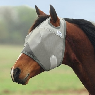 Crusader™ Fly Mask - Standard - Without Ears