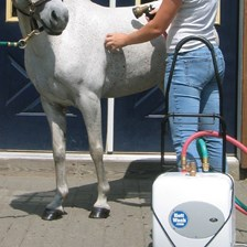 Hott Wash Hot Portable Water Unit