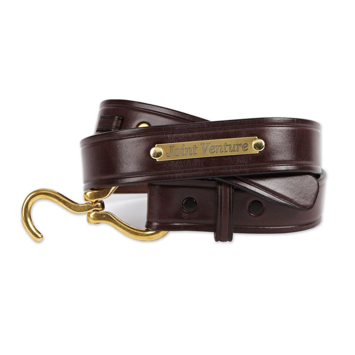 Tory Leather Folding Hoof Pick Belt