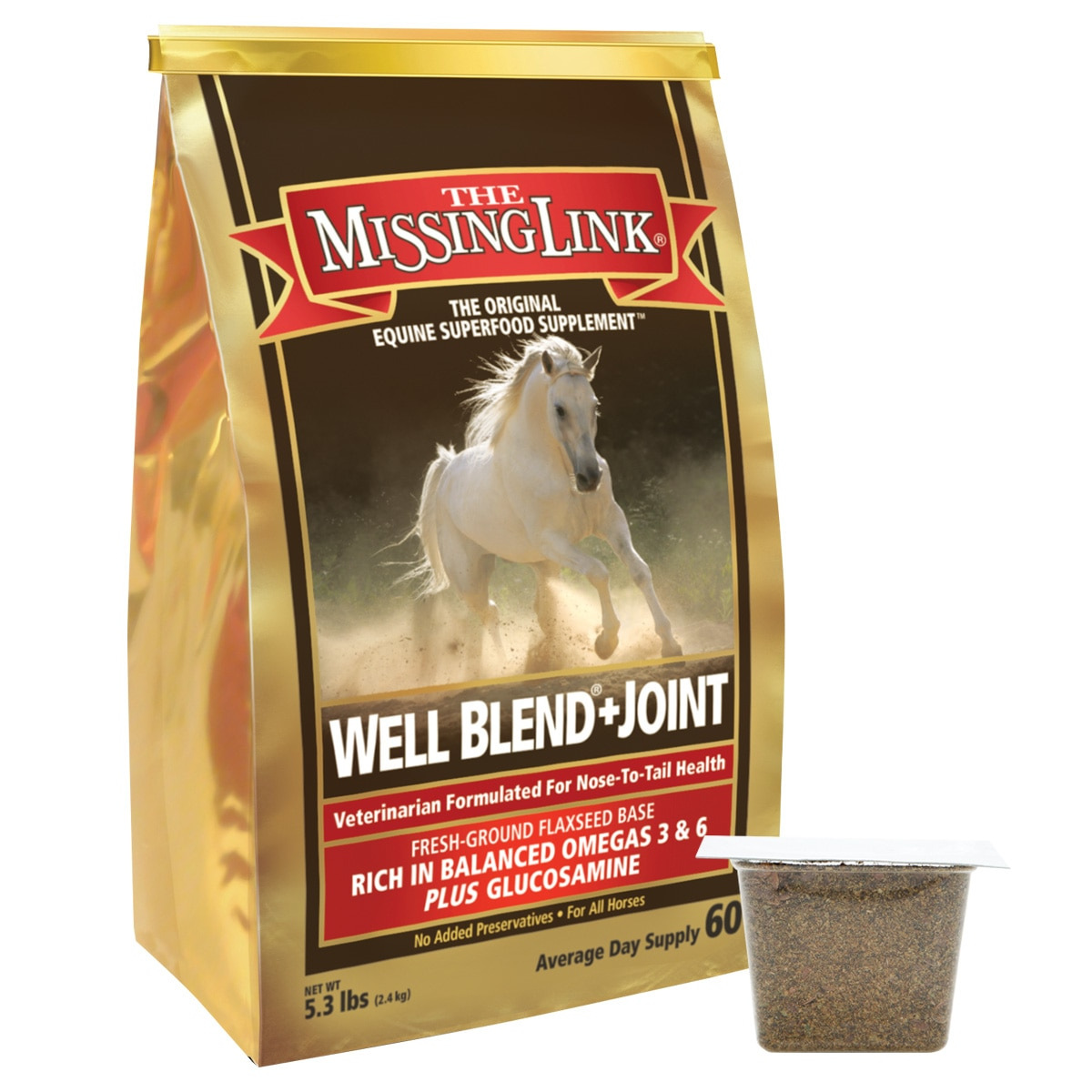 Missing Link® Well Blend® + Joint
