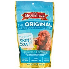The Missing Link® Ultimate Skin & Coat Supplement for Dogs