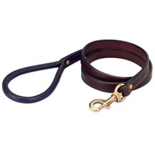 Tory Leather Dog Leash