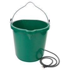 Heated Flatback Bucket