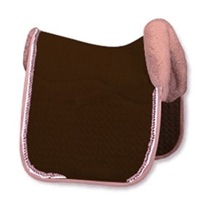 Mattes Square Sheepskin Pad- Dressage