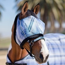 Kensington Fleece Fly Mask