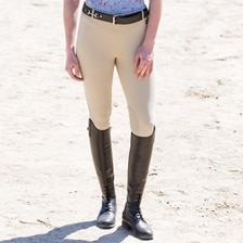 Kerrits Microcord Knee Patch Breech