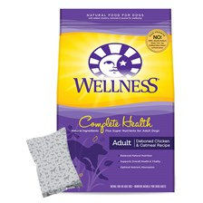 Wellness Complete Health® Adult Deboned Chicken & Oatmeal