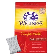 Wellness Complete Health® Senior Deboned Chicken and Barley