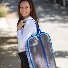 Kensington Signature Collection Halter/Bridle Bag Made Exclusively For SmartPak - Clearance!