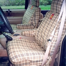 Baker™ Seat Covers