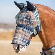 Kensington Fly Mask w/ Removable Nose
