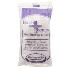 Effervescent Brush Cleaner
