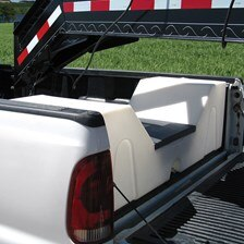 Pickup Bed Water Caddy