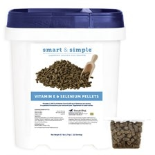 Smart & Simple™ Vitamin E & Selenium Pellets (formerly Vitamin E & Selenium Pellets by SmartPak)