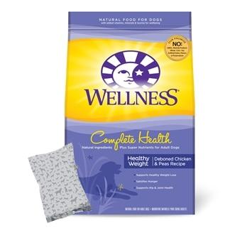 Wellness Complete Health® Healthy Weight Deboned Chicken & Peas (formerly Wellness Super5Mix® Healthy Weight)