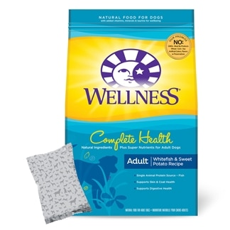 Wellness Complete Health® Adult Whitefish & Sweet Potato (formerly Wellness Super5Mix® Complete Health Whitefish and Sweet Potato Recipe)