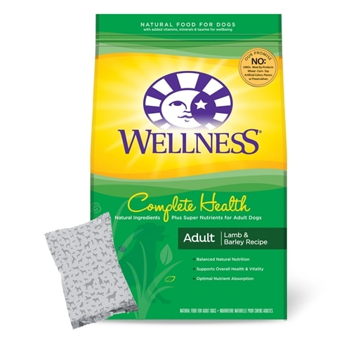 Wellness Complete Health® Adult Lamb & Barley (formerly.