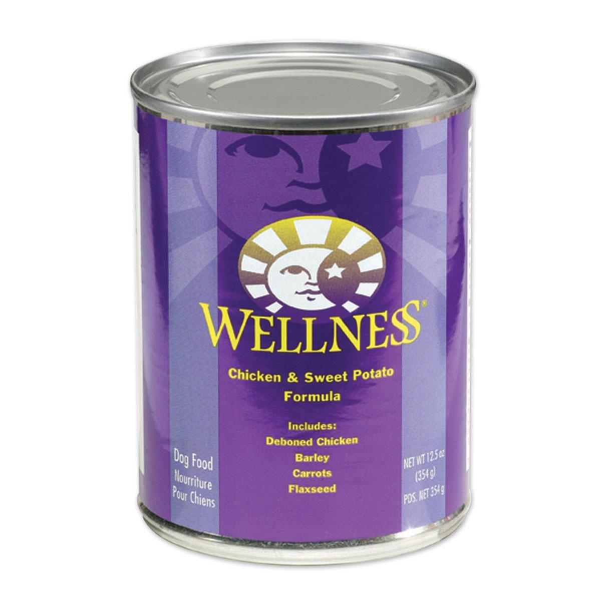 Wellness® Canned Dog Food