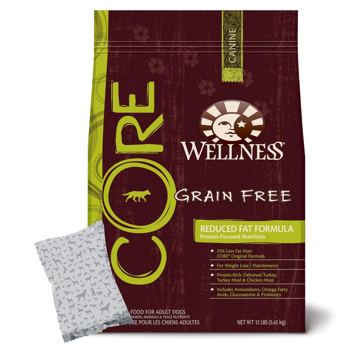 Wellness® CORE™ Reduced Fat Dog Formula