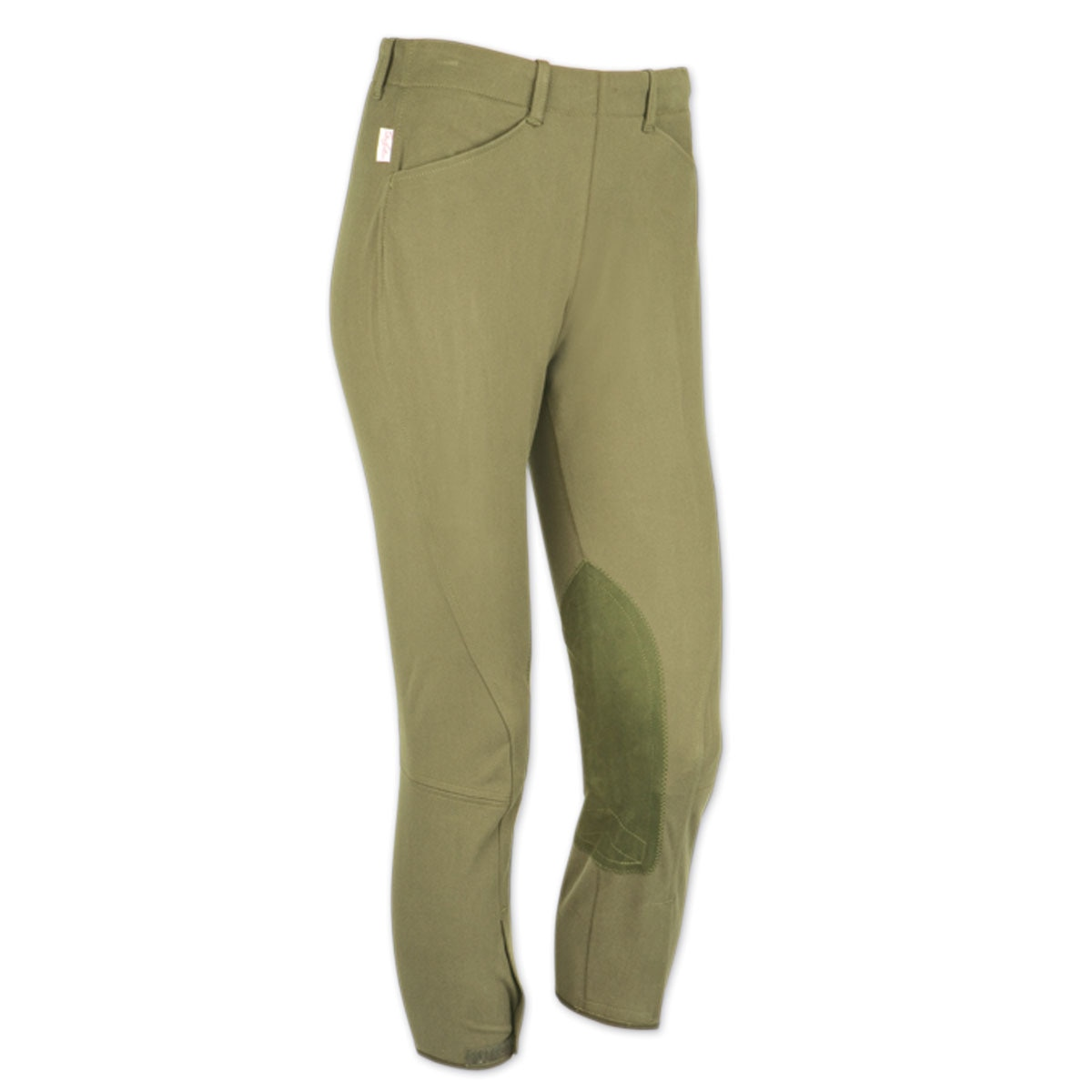 The Tailored Sportsman Girl's TS Low-Rise Breech - Limited Availability