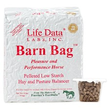 Barn Bag® Pleasure and Performance Horse Hay and Pasture Balancer