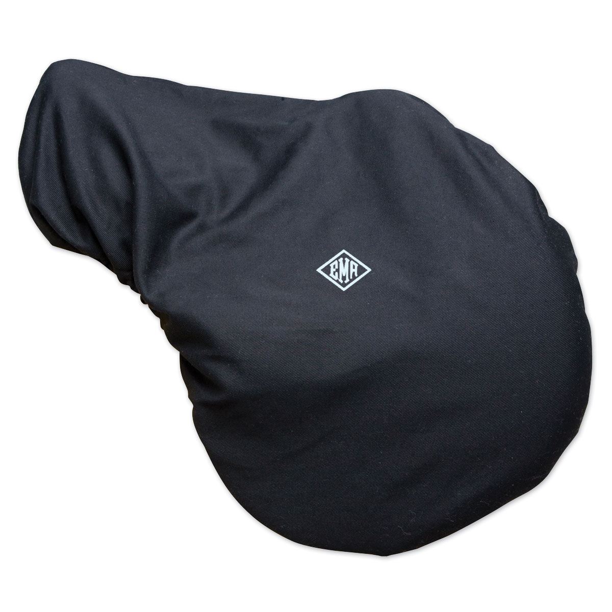 Q/&A SUPPLY Western Saddle Cover//Western Saddle Cover with Fenders and Tote in Grey