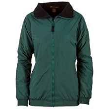 Personalized Fleece Lined Nylon Jacket