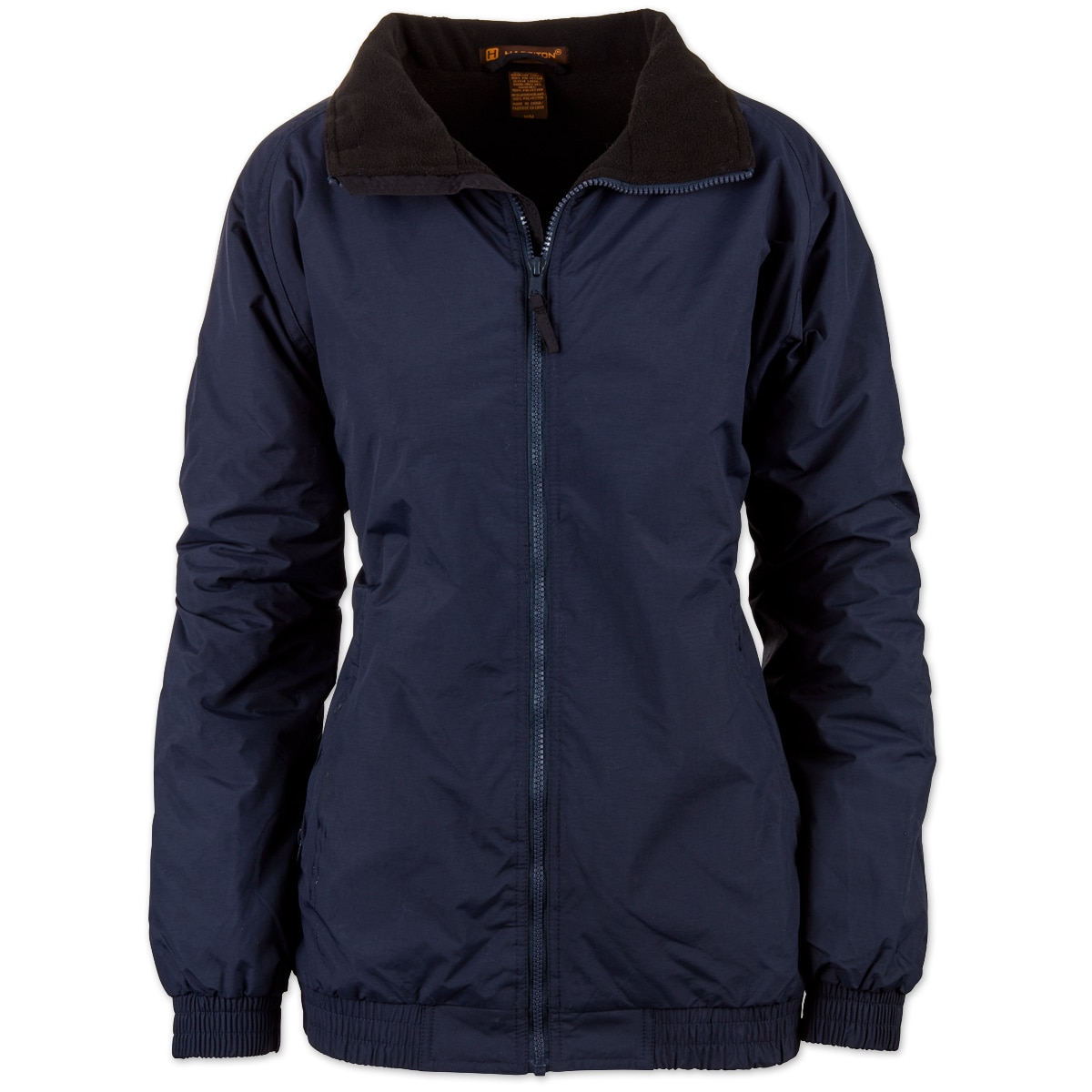 307458f13 Personalized Fleece Lined Nylon Jacket