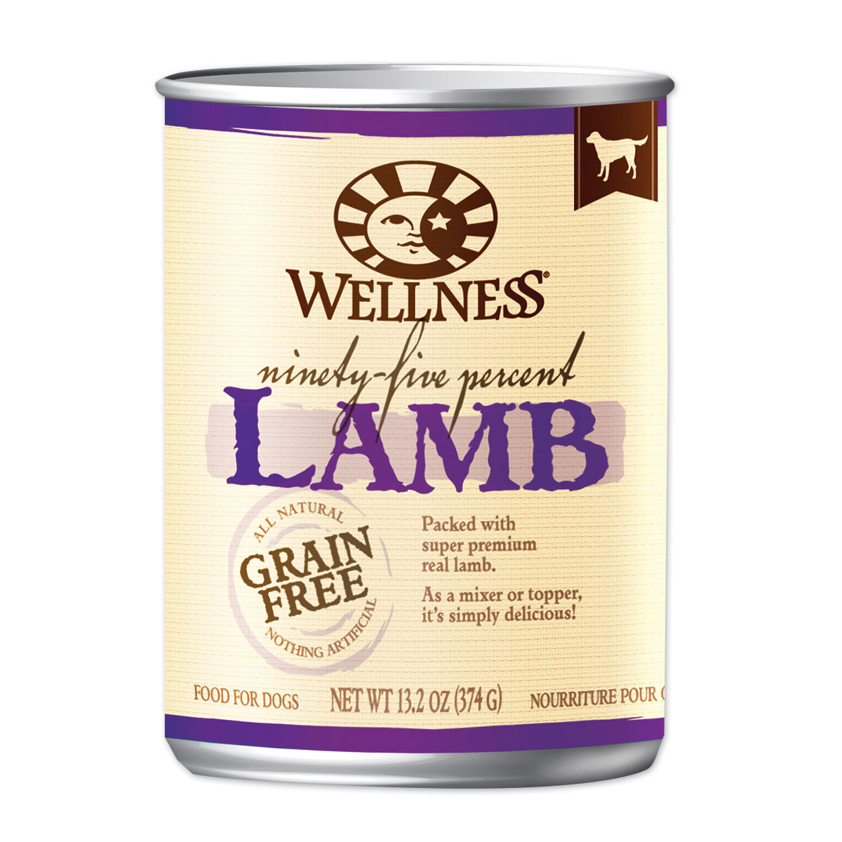 Wellness® 95% Canned Dog Food