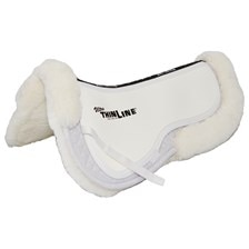 ThinLine Sheepskin Comfort Half Pad
