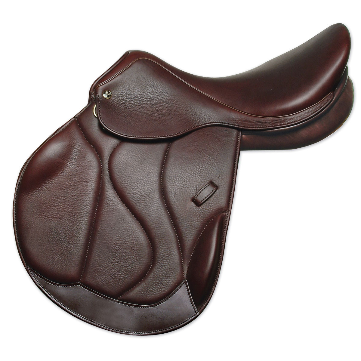 M. Toulouse Marielle Monoflap Eventing Saddle