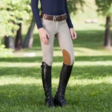 The Tailored Sportsman Girl's Trophy Hunter Breech-Front Zip