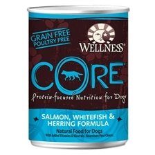 Wellness® CORE™ Canned Dog Formulas