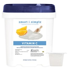 Smart & Simple™ Vitamin C (formerly Vitamin C by SmartPak)