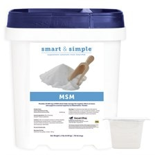 Smart & Simple™ MSM (formerly MSM by SmartPak)