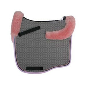 Mattes Euro-Fit Pad with Rear Trim- Dressage