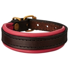 Padded Leather Bracelet - Clearance!