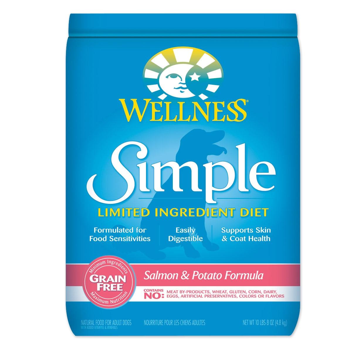 Wellness Simple Food Solutions- Salmon Formula