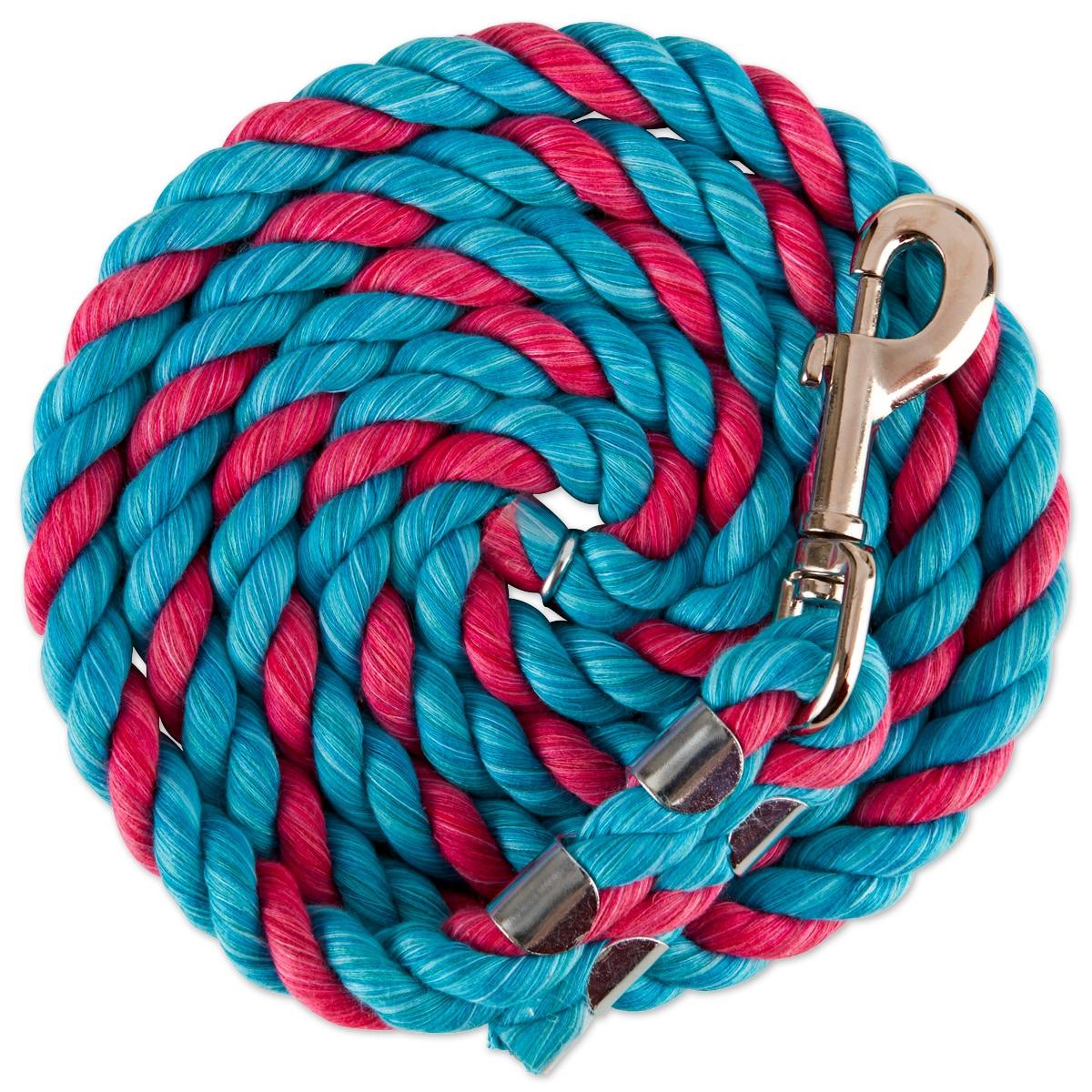 Perris Cotton Multi-Colored Leads 6-Feet